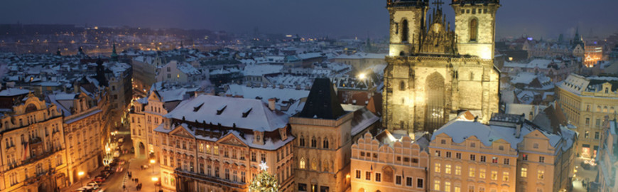 TEFL course near the Old town square in Prague